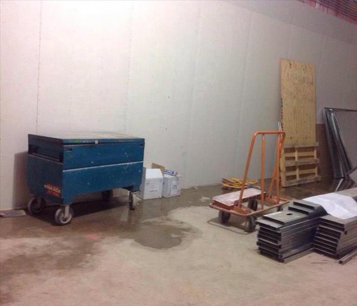 Storage Unit in Round Rock, Texas Before