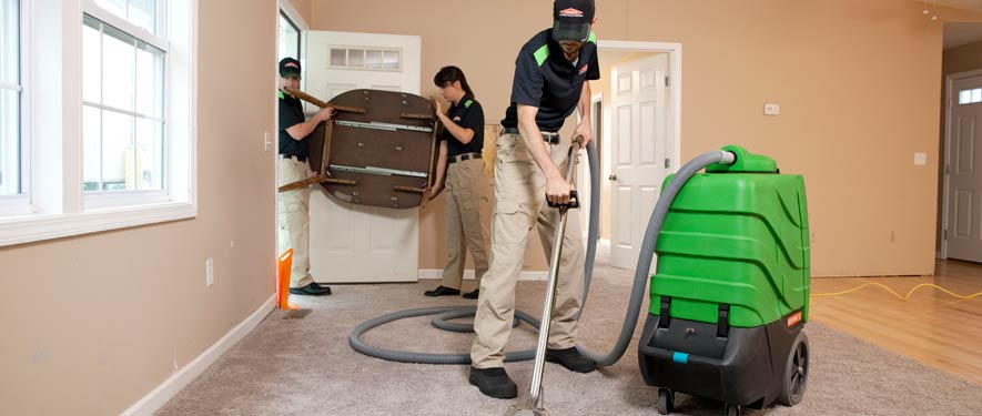 Round Rock, TX residential restoration cleaning